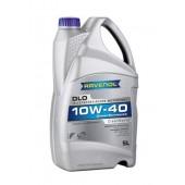 Ravenol DLO 10w40 полусинтетическое (5 л)