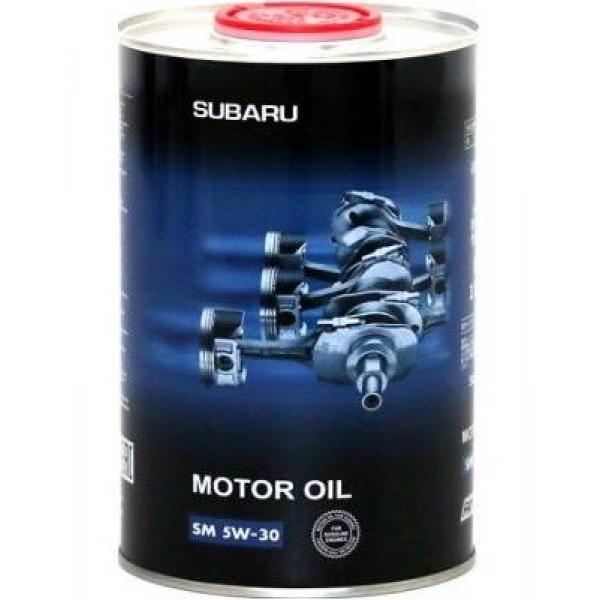 Моторное масло Fanfaro Subaru 5w30 SМ синтетическое (1л)