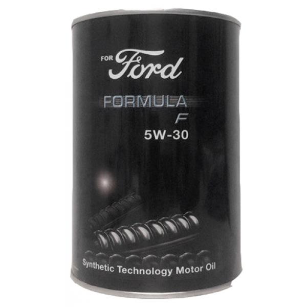 Моторное масло Fanfaro Ford Formula F 5W30 6716 синтетическое