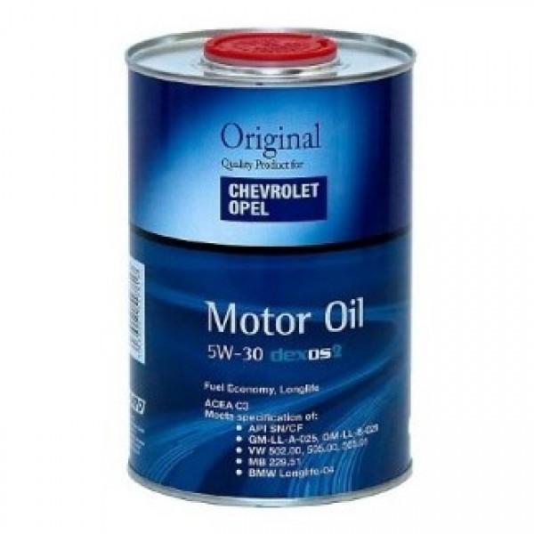 Моторное масло Fanfaro GM Dexos2 5W30, 6717 синтетическое