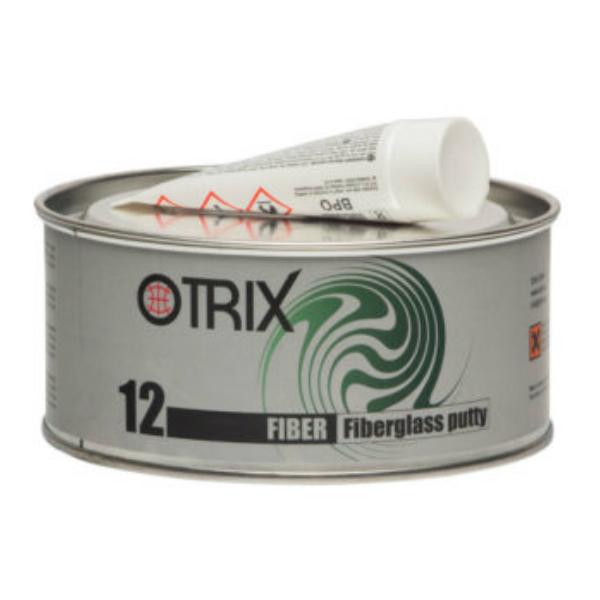 OTRIX Шпатлевка Fiber 12 (0,5кг) 12шт!