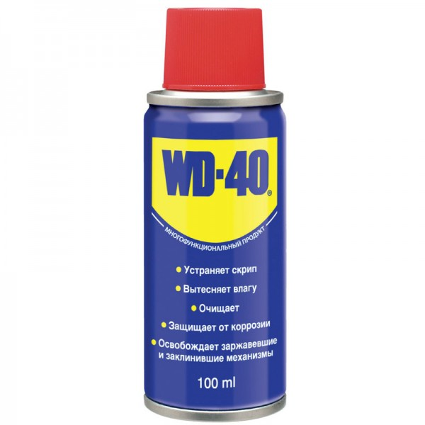 Жидкий ключ WD-40 (100 мл)