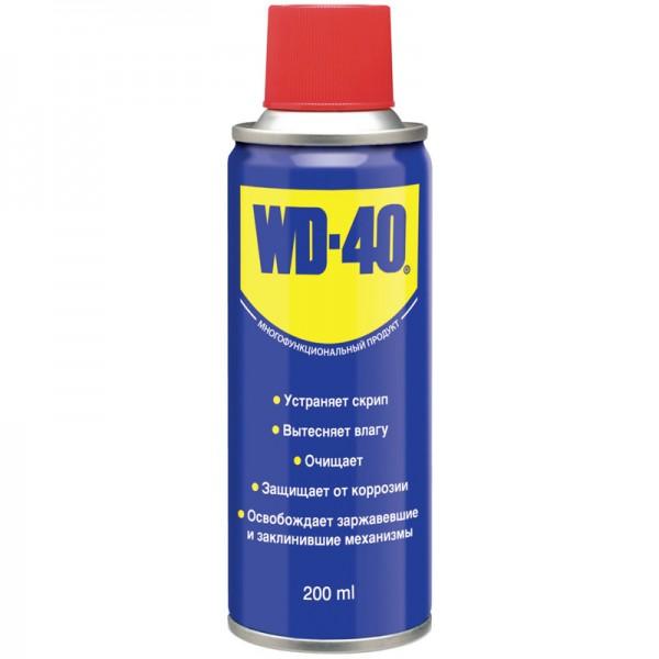 Жидкий ключ WD-40 (200 мл)