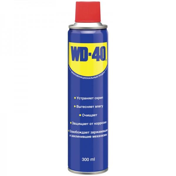 Жидкий ключ WD-40 (300 мл)