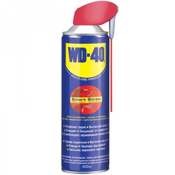 Жидкий ключ WD-40 (420 мл)
