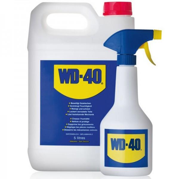 Жидкий ключ WD-40 (5 л)