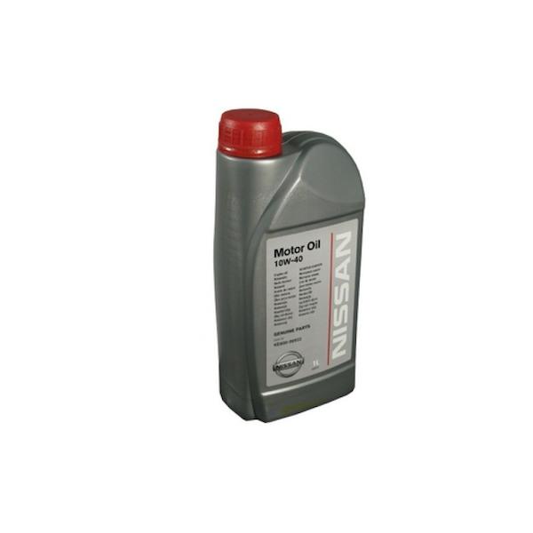Моторное масло Nissan 10w40 полусинтетическое (1л)