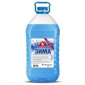 Жидкость стеклоомывающая незамерзающая Sintezcom, до -10С (4л)